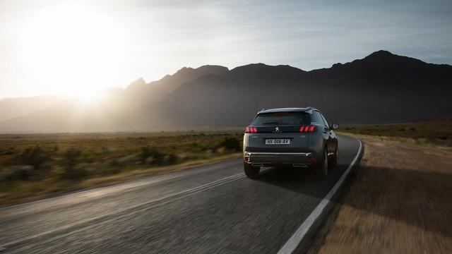 Nouveau SUV PEUGEOT 3008 – Motorisations essence et Diesel